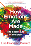 How Emotions Are Made: The Secret Life of the Brain (English Edition)
