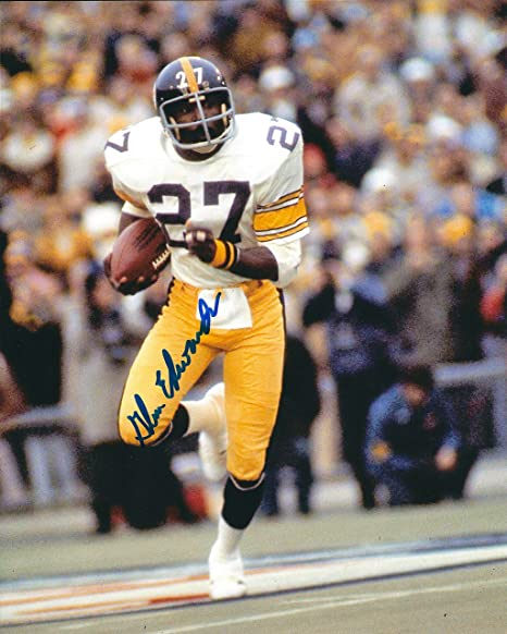best website 23469 66201 Autographed Glen Edwards Pittsburgh Steelers 8x10 Photo at ...