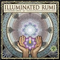 Illuminated Rumi 2020 Wall Calendar: By Michael