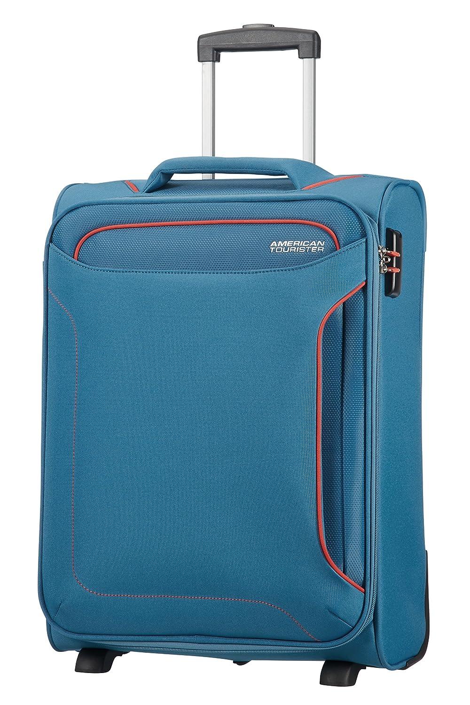 American Tourister Holiday Heat Upright 55/20, 42 L - 2.5 KG Bagaglio a mano, 55 cm, liters, Blu (Denim Blue) 106793/1292