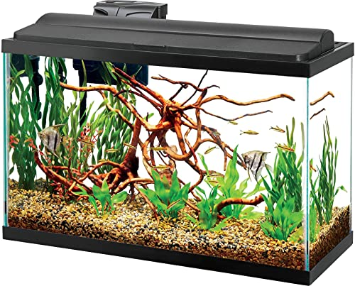 Aqueon Deluxe LED Aquarium Kit, 29-Gallon