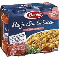 Barilla Sugo Ragù alla Salsiccia - 180x2 gr