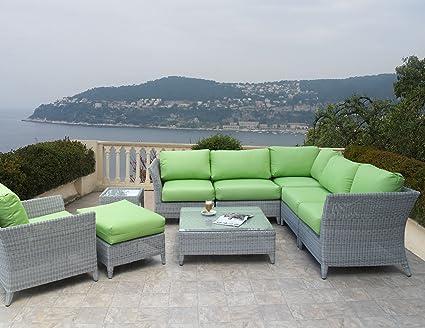 Image Unavailable - Amazon.com : Urbandesignfurnishings.com Pacific Outdoor Wicker