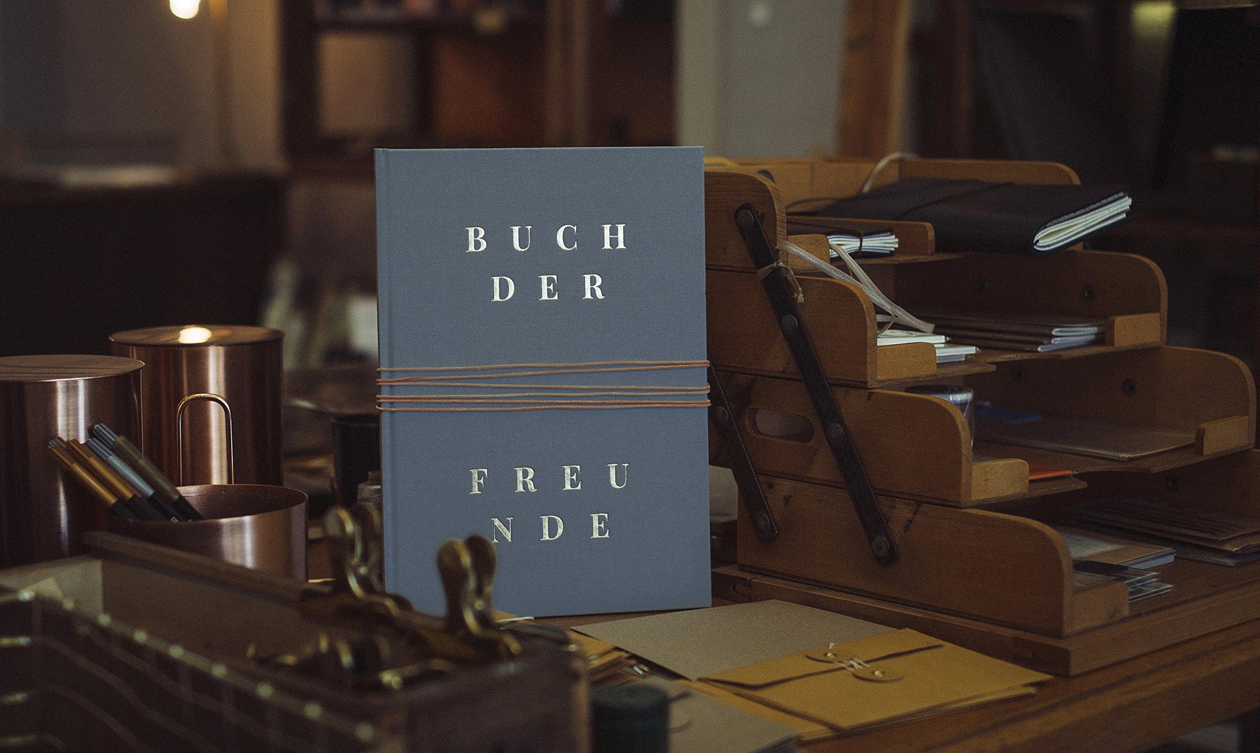 Buch der Freunde