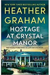 Hostage At Crystal Manor (The Finnegan Connection Book 1) Kindle Edition