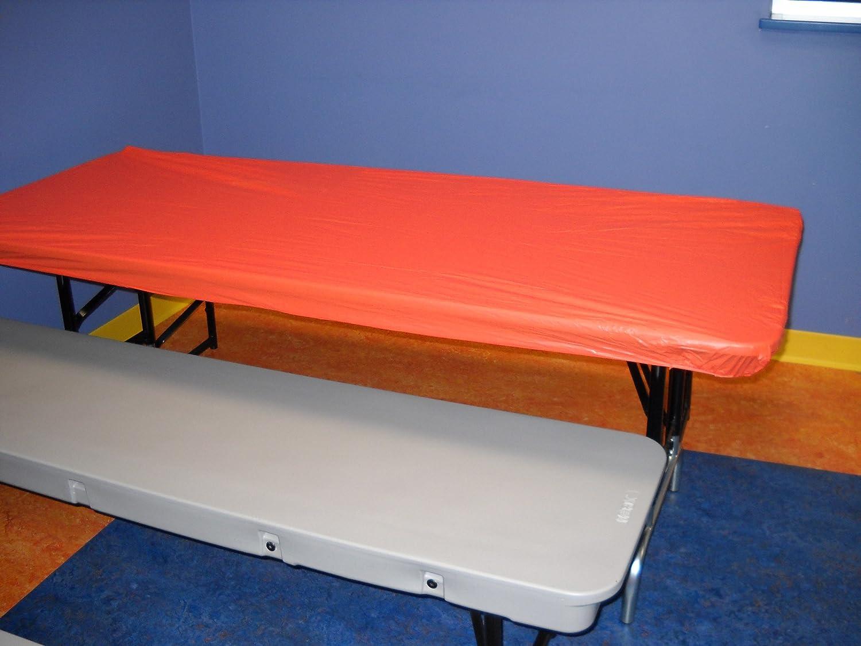 30 x 96 Orange Kwik Covers-6 Pack