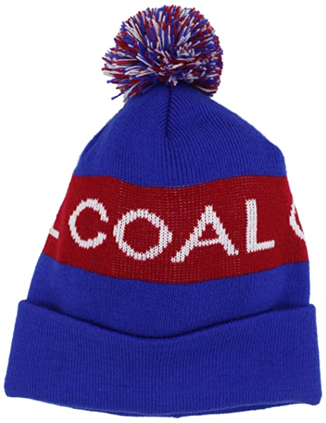 Amazon.com  Coal Men s The Team Pom Beanie 2683c2358af