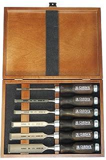 Multi-Colour Hultafors HULEDC5 Wood Chisels