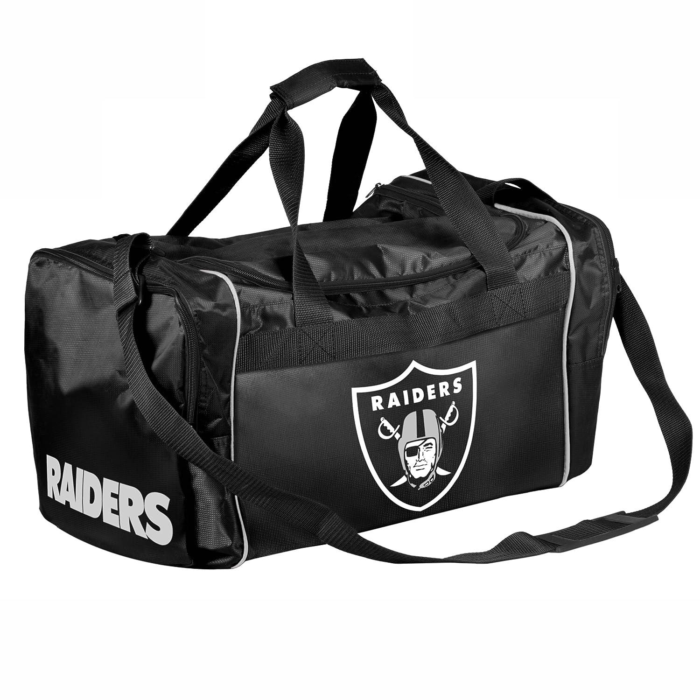 配送員設置 Forever B00E9E5KSU Collectibles Collectibles NFL NFL Oakland Raidersコアダッフルバッグ B00E9E5KSU, エミトップ:d6cf68a4 --- vanhavertotgracht.nl