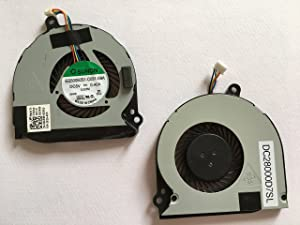 HK-part Replacement Fan for Dell Latitude E7440 Laptop Cpu Cooling Fan 4-Pin 4-Wire DP/N 006PX9 CN-006PX9