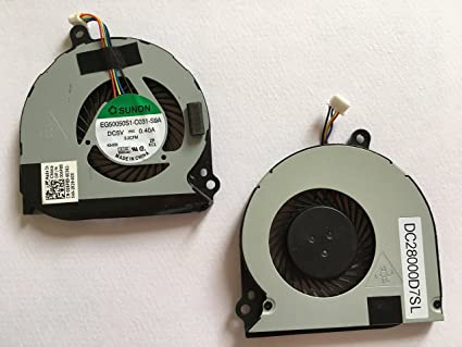 92109dadbbb4 Amazon.com: HK-part Replacement Fan for Dell Latitude E7440 Laptop ...