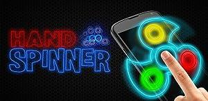 Hand Spinner:Amazing Simulator Fidget by ibreatheGames