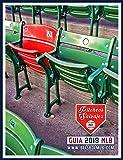Guía MLB Pitcheos Salvajes 2019