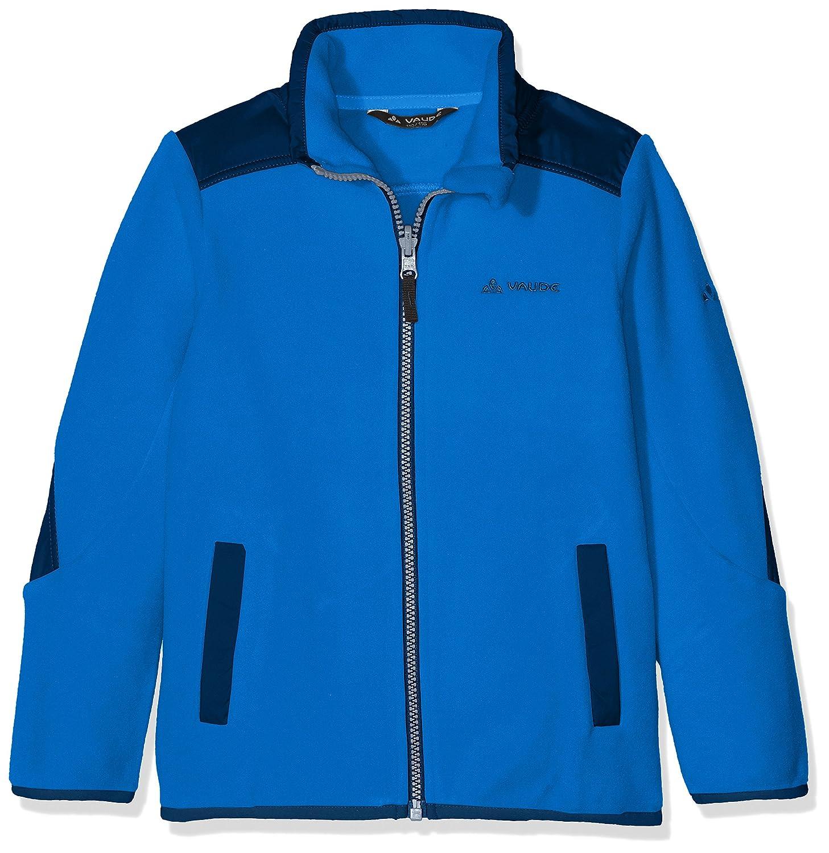 Bleu FR   S (Taille Fabricant   110-116) VAUDE Enfants Racoon Veste Polaire pour
