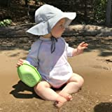 i play. by green sprouts Baby Solid Brim Sun