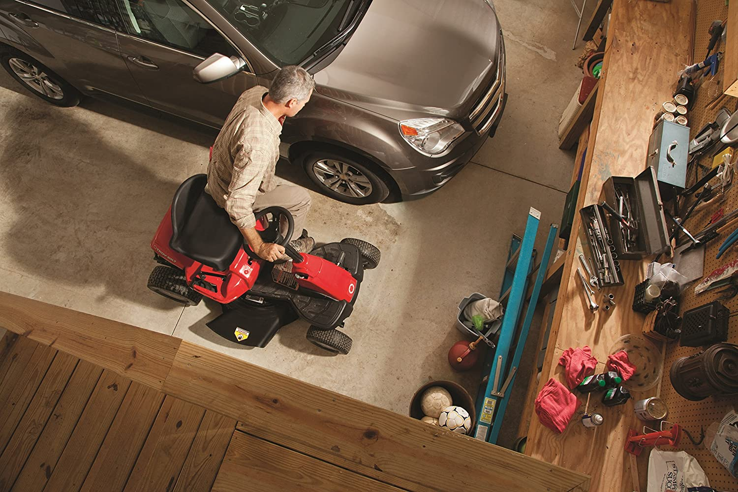 troy bilt lawn mower reviews