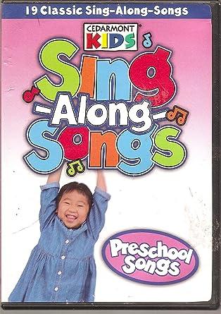 Amazon Com Cedarmont Kids Sing Along Songs Preschool Songs Sue