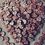 auguswu 200pcs Rustic Wooden Love Heart Wedding