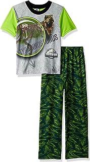 Jurassic Park Boys Jurassic World 2-Piece Pajama Set
