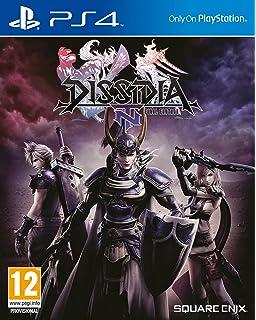 Dissidia Final Fantasy NT Steelbook Edition (PS4) (New ...