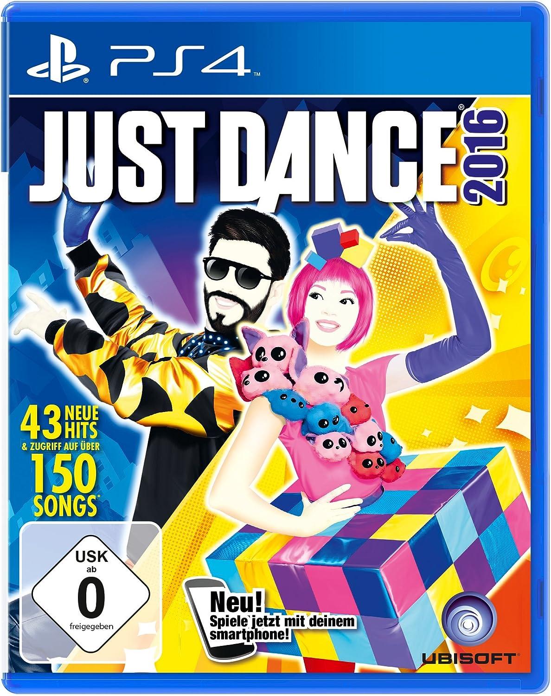 Just Dance 2016 [Importación Alemana]: Amazon.es: Videojuegos
