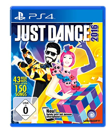 Just Dance 2016 Playstation 4 Amazonde Games