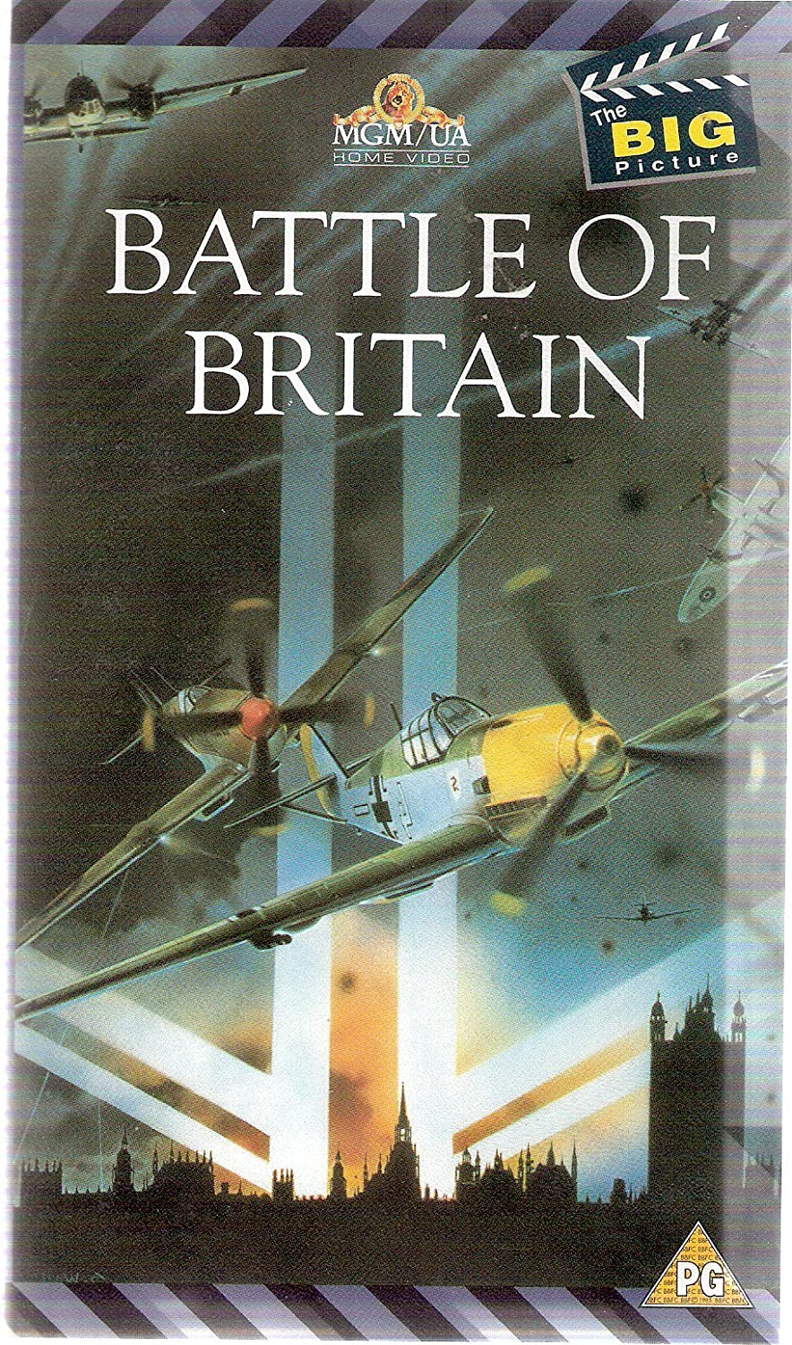 Battle Of Britain [VHS]: Amazon.es: Cine y Series TV