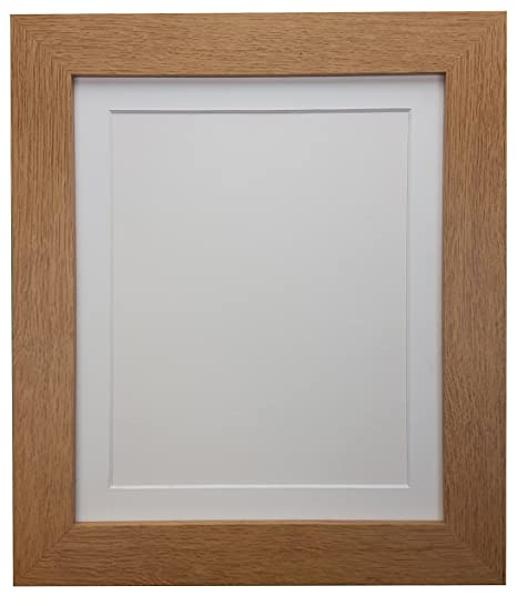 Frames By Post London Oak Picture Photo Poster Frame With 36 X 24