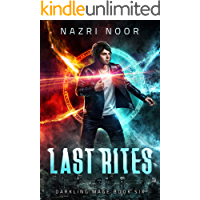 Last Rites (Darkling Mage Book 6) book cover