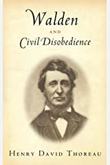 Walden and Civil Disobedience (Illustrated) Kindle Edition