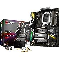 MSI X399 Gaming Pro Carbon AC Desktop Motherboard
