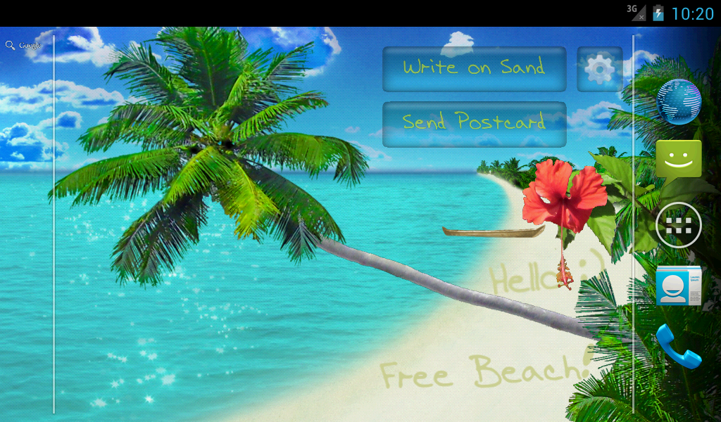 amazon com beach live wallpaper appstore for android