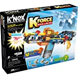 K'NEX K-Force – Flash Fire Motorized Blaster Building Set – 288 Pieces – For Ages 8+ Engineering Education Toy