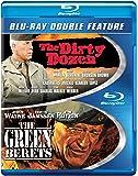 The Dirty Dozen / The Green Berets [Blu-ray]