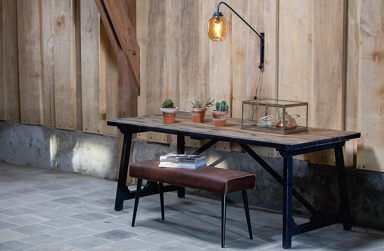 11 BePureHome Esstisch Massivholz Vintage Craft 10 cm  Amazon.de ...