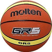 Molten Premium - Balón de Baloncesto de Goma, Talla 5