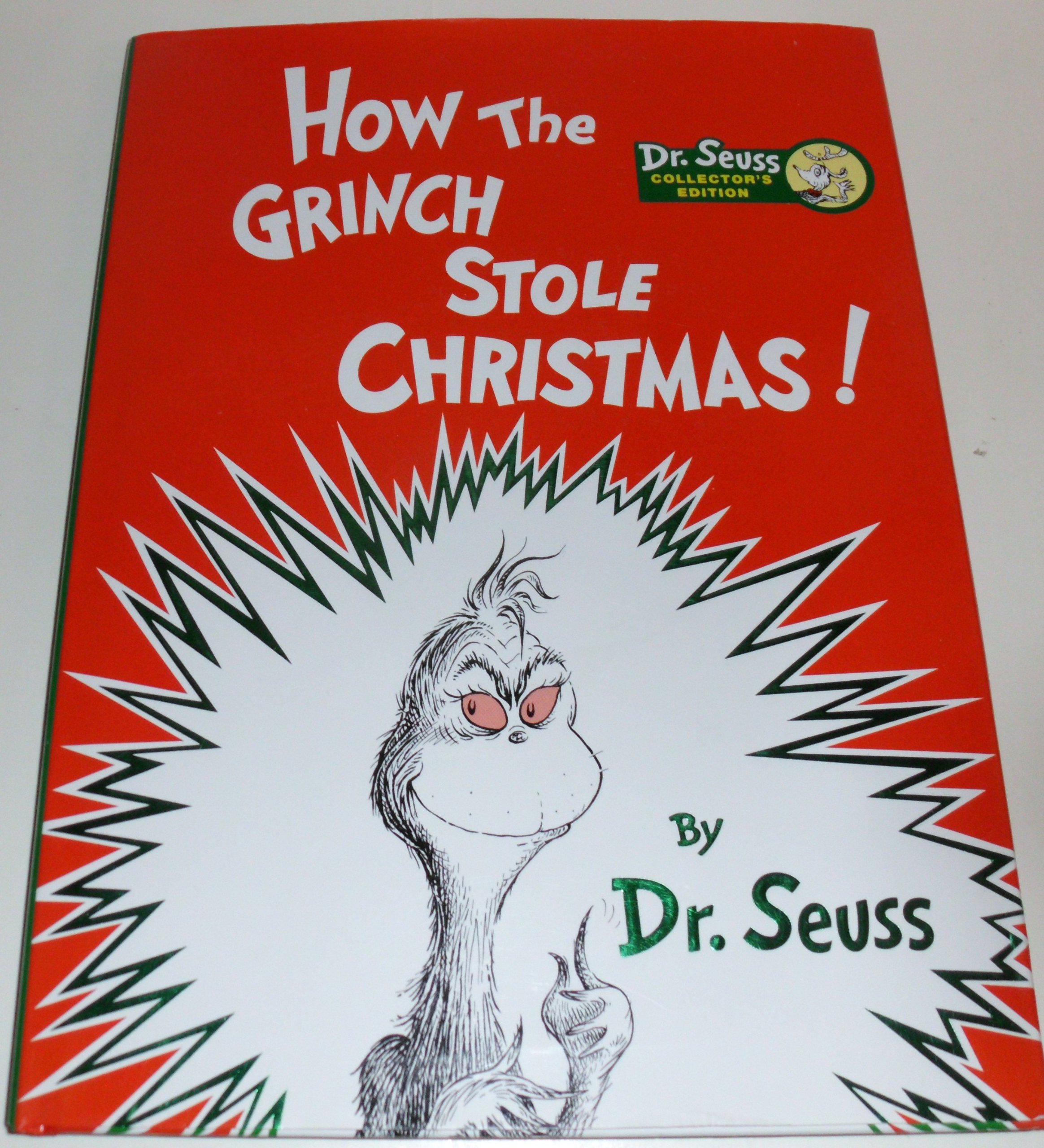 Download How The Grinch Stole Christmas pdf