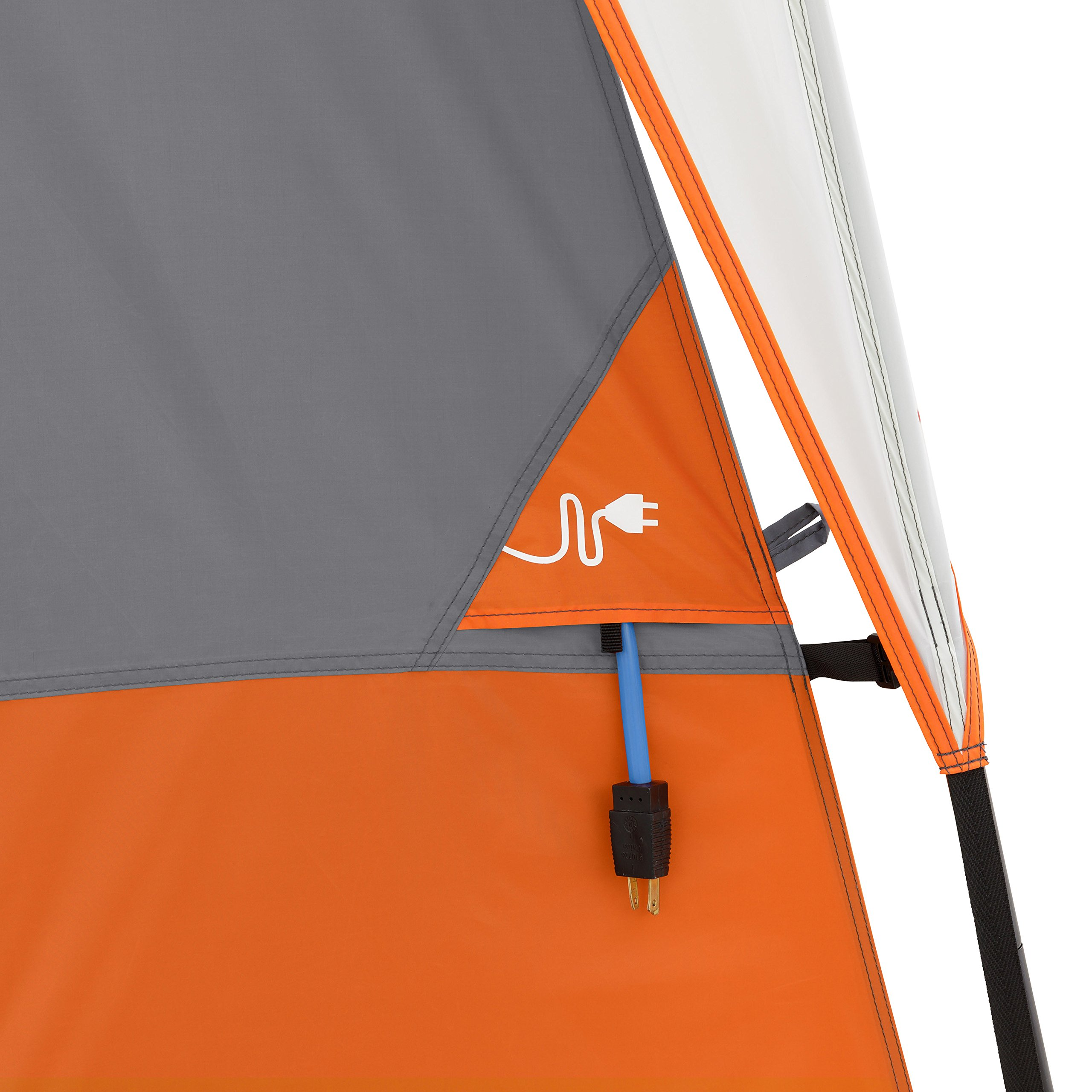CORE 10 Person Straight Wall Cabin Tent - 14' x 10' by CORE (Image #8)