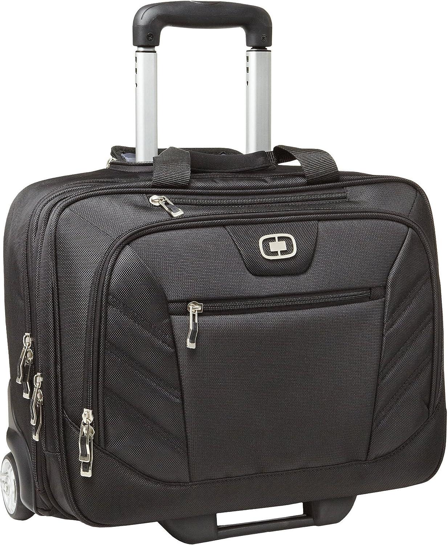 OGIO 417018 - Black Laptop/Tablet Work Briefcase/Travel Bag