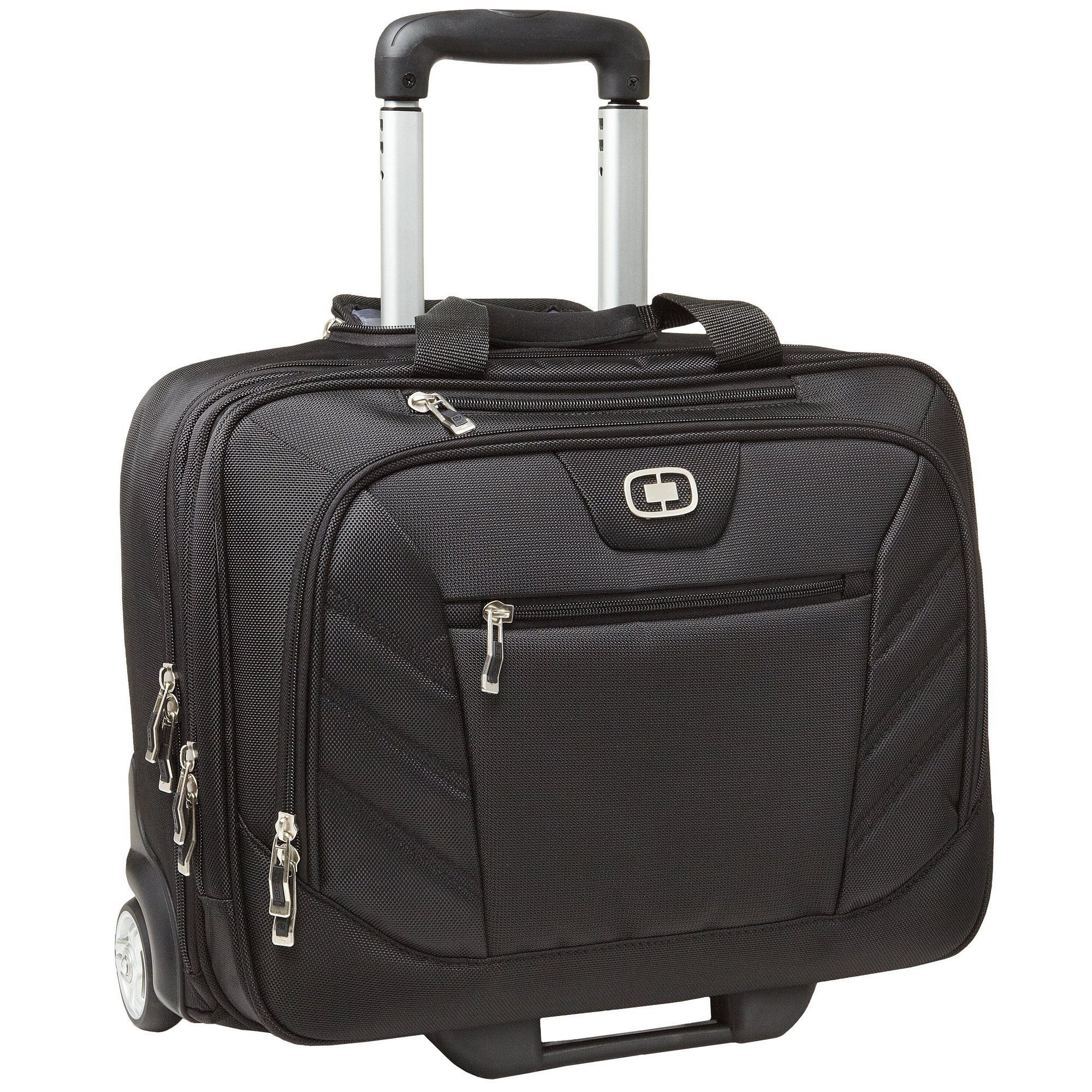 OGIO 417018 - Black Laptop/Tablet Work Briefcase/Travel Bag