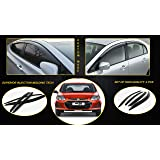 MARUTI SUZUKI ALTO 800 DOOR VISOR/RAIN GUARD SHADE SET OF 4