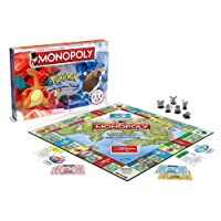 Winning Moves - 0945 - Monopoly Pokémon - Version Française