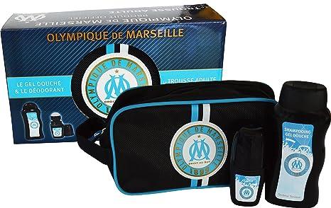 Coffret Olympique Trousse Om De ToiletteGel Marseille Douche Déodorant sCtrdQh