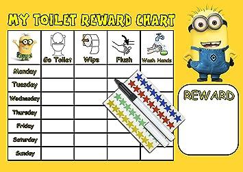 potty training star chart