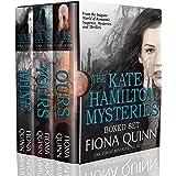 The Kate Hamilton Mysteries Boxed Set (Iniquus Security Action Adventure Boxed Set Book 7)