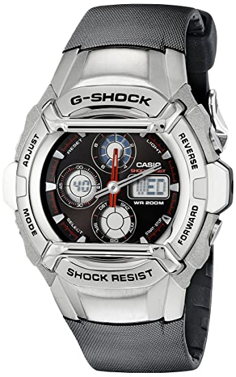 Casio G-Shock Cockpit Analog Digital Series: G-SHOCK: Amazon ...