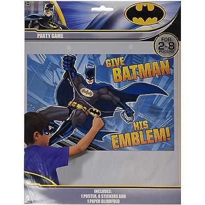 Batman Party Game, Party Favor: Toys & Games