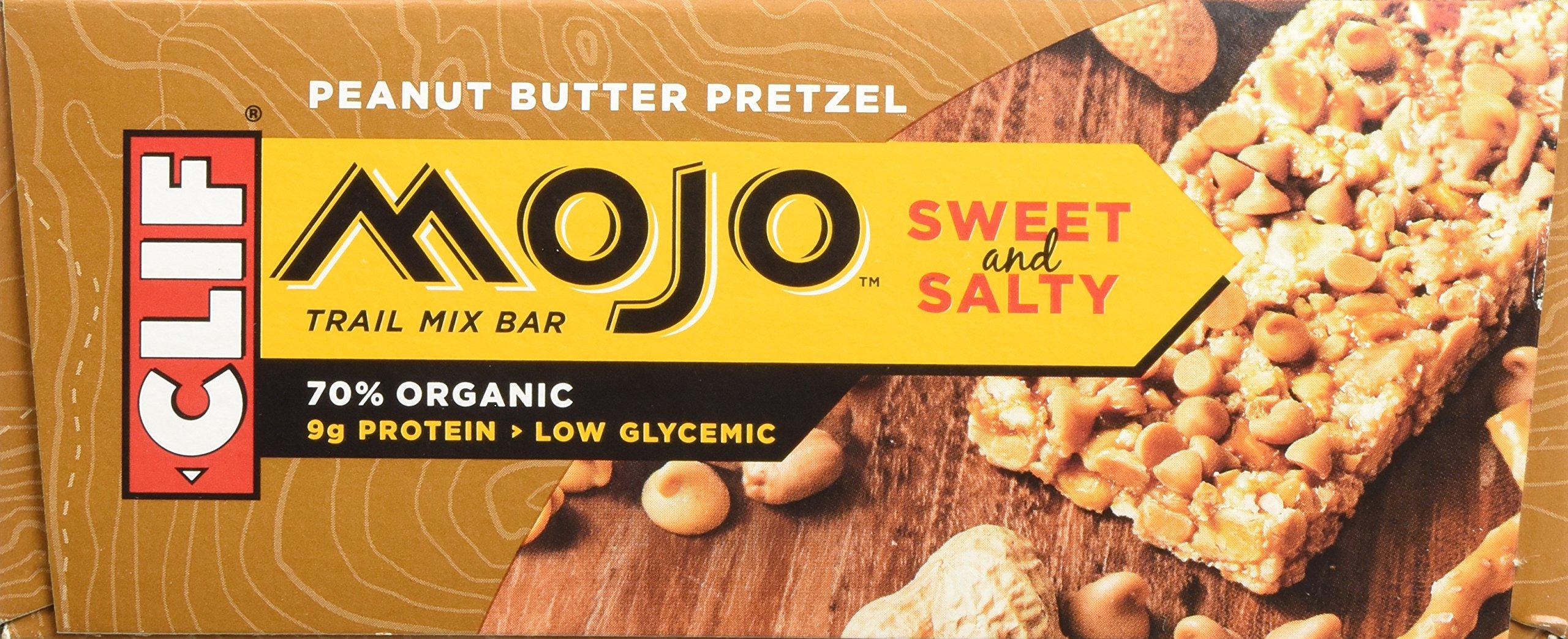 Clif Mojo Bar, Peanut Butter Pretzel, Net Wt. 19.08 Oz. 12 Count (Pack of 2) by Clif Bar (Image #8)