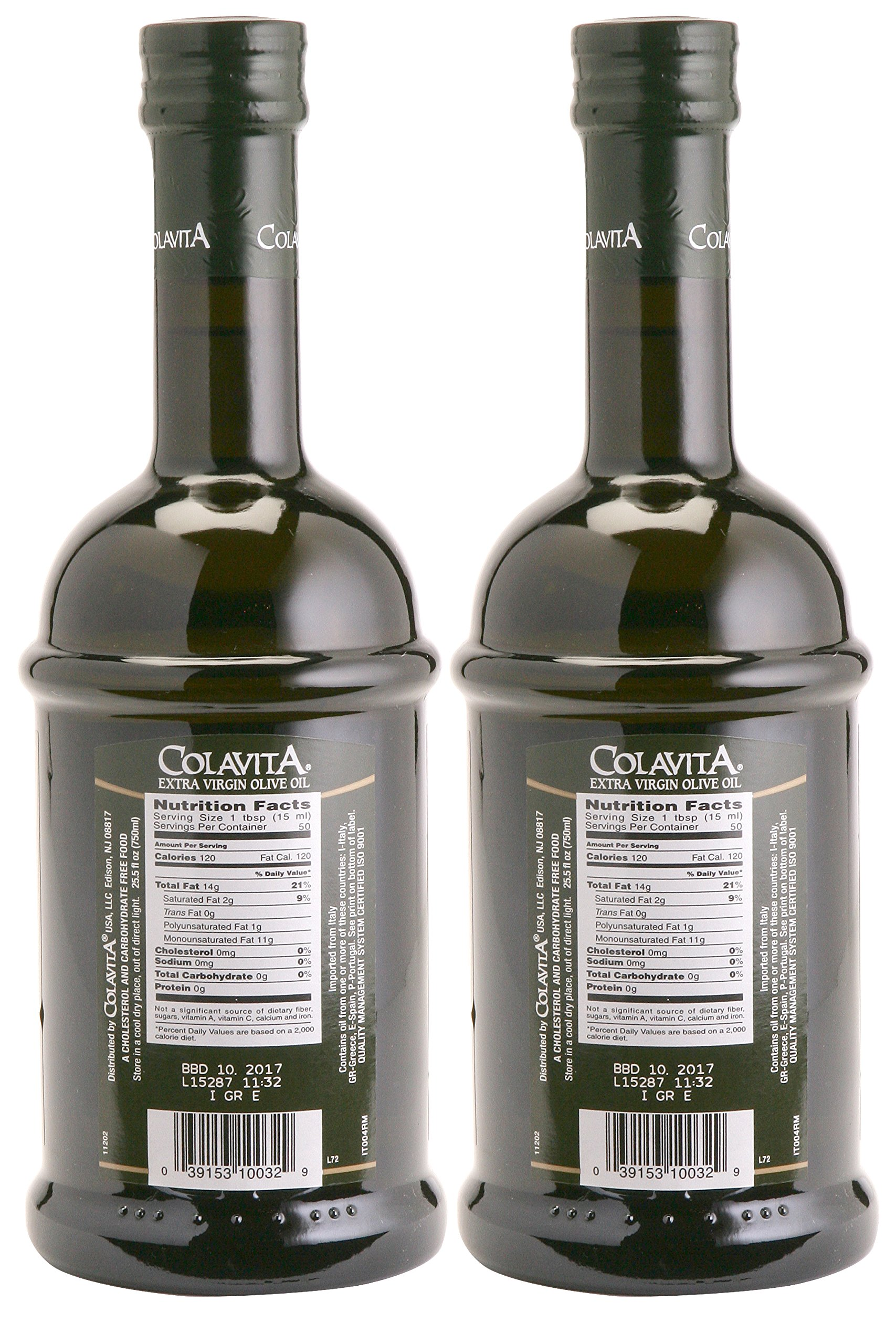 Colavita Extra Virgin Olive Oil Special, 25.5 Ounce (Pack of 2) by Colavita (Image #8)