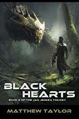 Black Hearts: Book 2 of the Jax Jensen Trilogy Kindle Edition